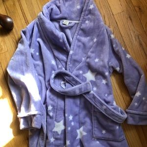 Purple Robe with stars by Sonoma